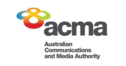 Australian Communications and Media Authority (ACMA) logo