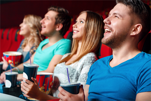 Irish cinemas show accessible movies media access australia for People watching