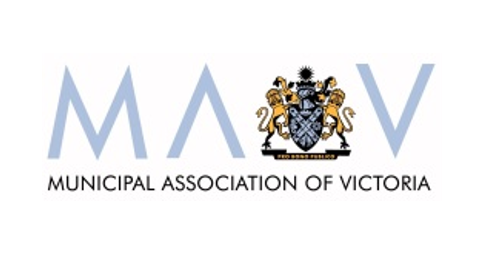 MAV: Municipal Association of Victoria logo