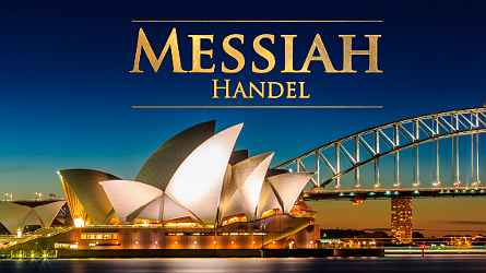 Handel's Messiah at the Sydney Opera House. Image credit: Sydney Opera House