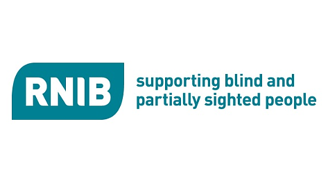 RNIB: supporting blind and partially sighted people
