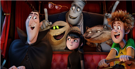 Image of Hotel Transylvania 2 from the official Sony Pictures movie site gallery
