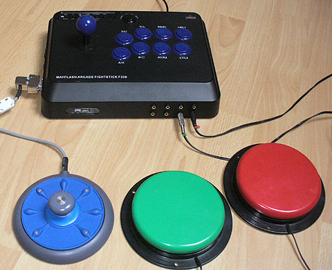 Accessible gaming control pad
