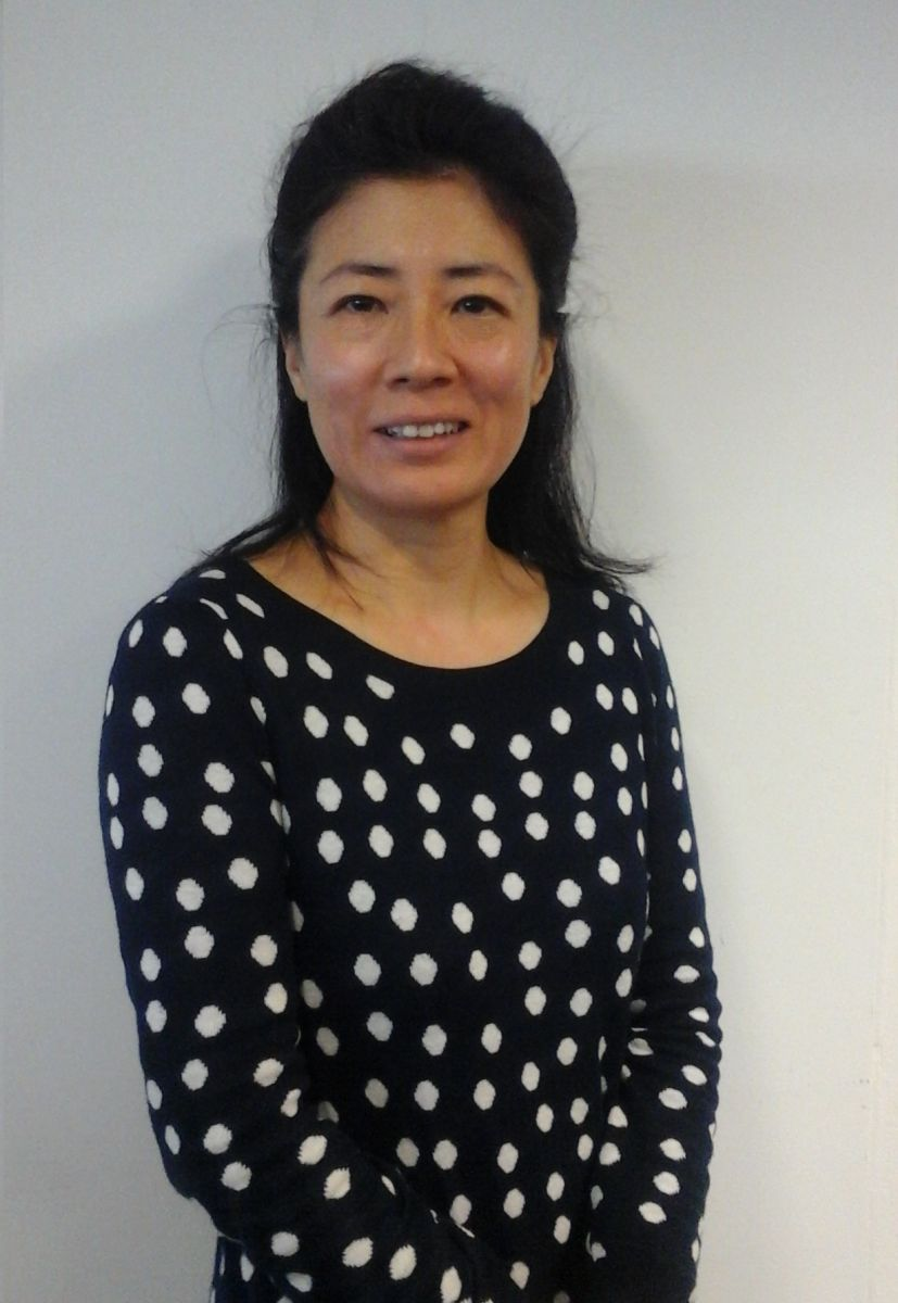 Photo of Belinda Zhu