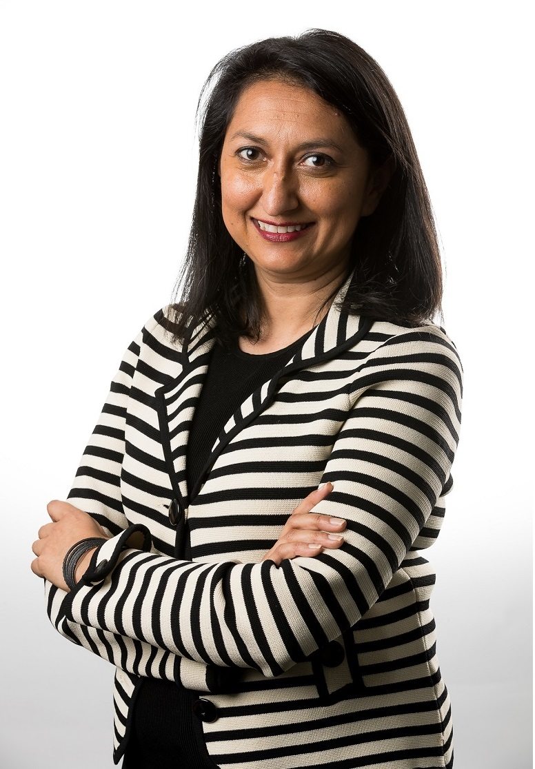 Photo of Dr Manisha Amin