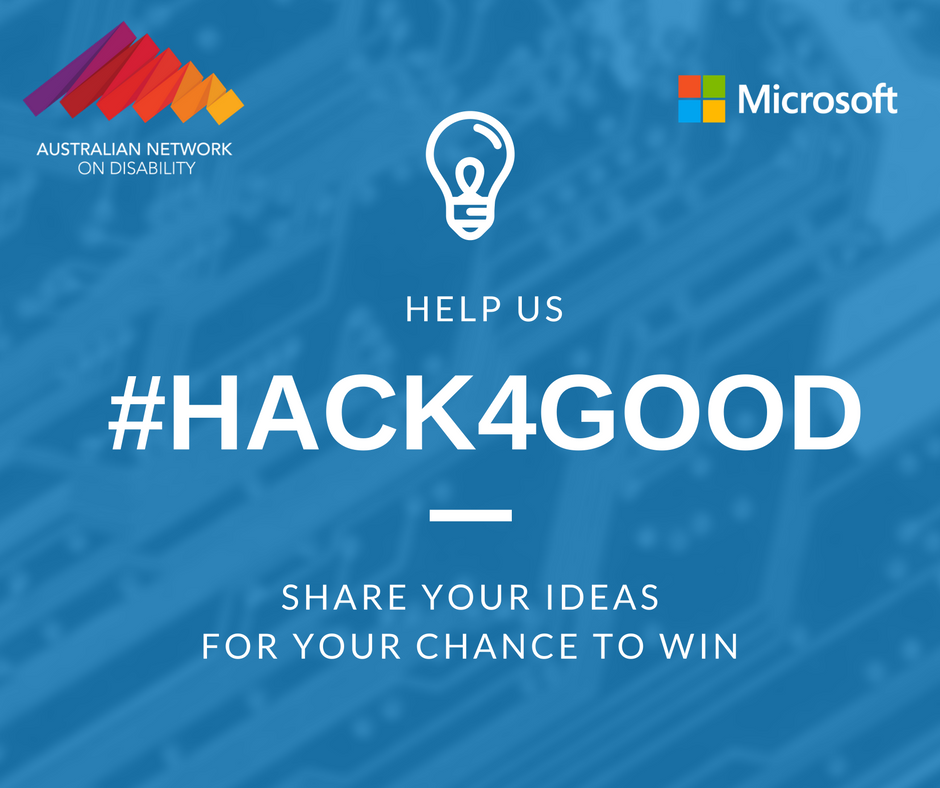 Image of Hack 4 Good logo