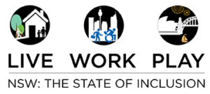 Image of Live Work Play NSW The State of Inclusion