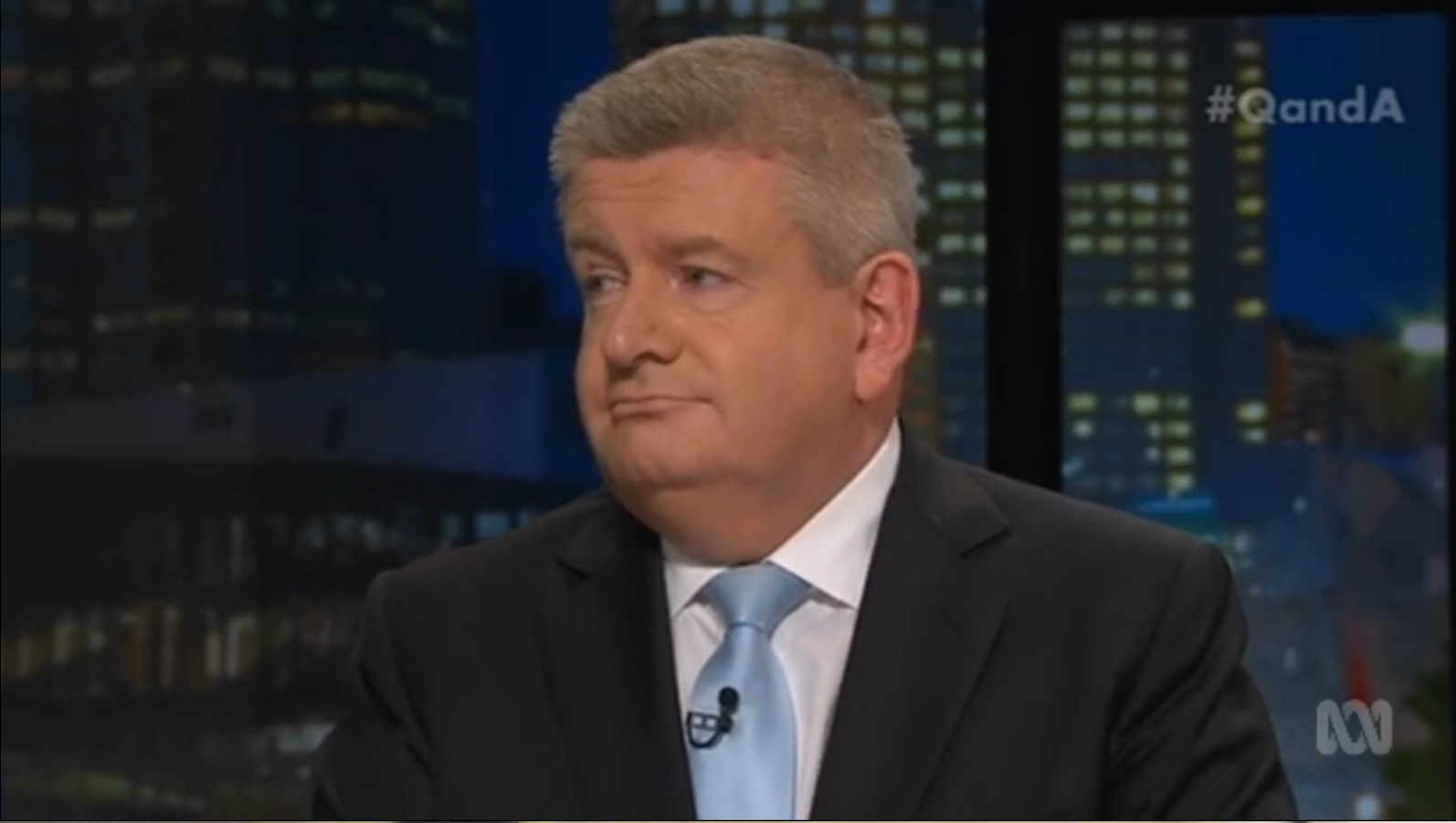 Communications Minister Mitch Fifield on Q&A